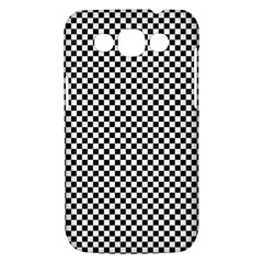 Sports Racing Chess Squares Black White Samsung Galaxy Win I8550 Hardshell Case