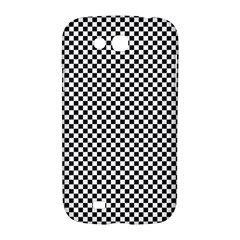 Sports Racing Chess Squares Black White Samsung Galaxy Grand GT-I9128 Hardshell Case