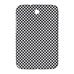 Sports Racing Chess Squares Black White Samsung Galaxy Note 8 0 N5100 Hardshell Case