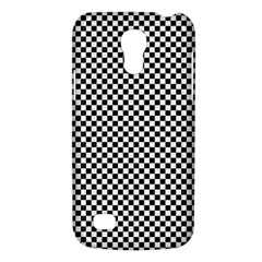 Sports Racing Chess Squares Black White Galaxy S4 Mini