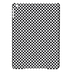 Sports Racing Chess Squares Black White Ipad Air Hardshell Cases