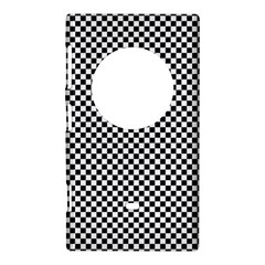 Sports Racing Chess Squares Black White Nokia Lumia 1020
