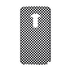 Sports Racing Chess Squares Black White LG G Flex