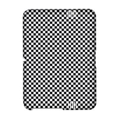 Sports Racing Chess Squares Black White Amazon Kindle Fire (2012) Hardshell Case
