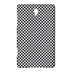Sports Racing Chess Squares Black White Samsung Galaxy Tab S (8 4 ) Hardshell Case