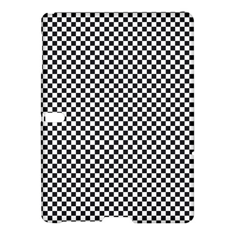 Sports Racing Chess Squares Black White Samsung Galaxy Tab S (10.5 ) Hardshell Case