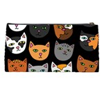 Cats Pencil Cases Back