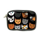 Cats Coin Purse Front