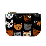 Cats Mini Coin Purses Front