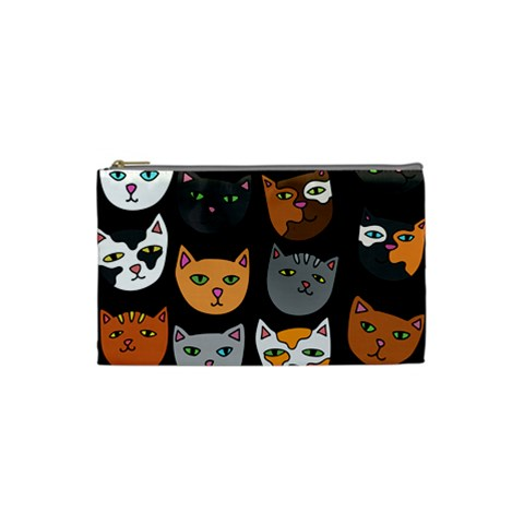 Cats Cosmetic Bag (Small)