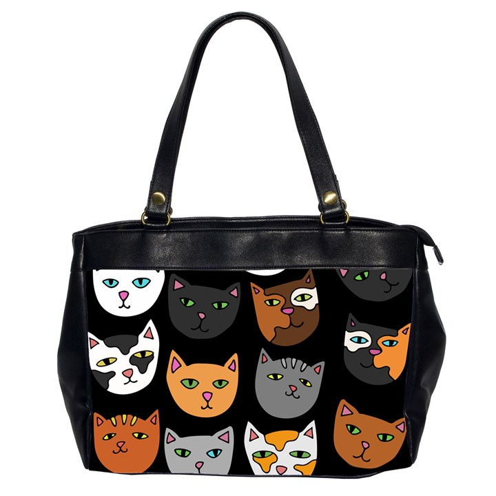 Cats Office Handbags (2 Sides)