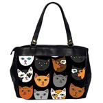 Cats Office Handbags (2 Sides)  Back