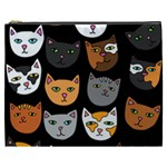 Cats Cosmetic Bag (XXXL)  Front