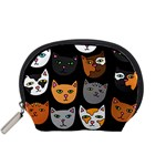 Cats Accessory Pouches (Small)  Front