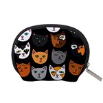 Cats Accessory Pouches (Small)  Back