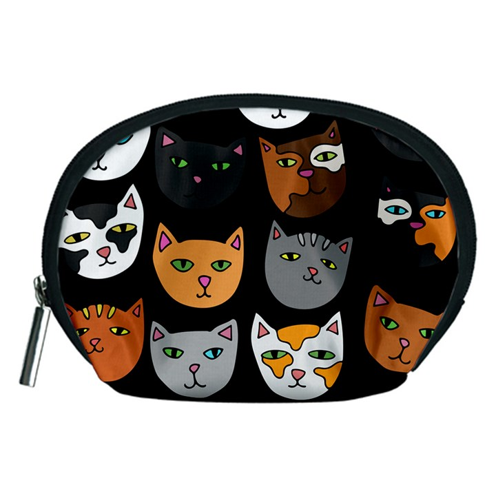 Cats Accessory Pouches (Medium)