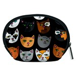 Cats Accessory Pouches (Medium)  Back
