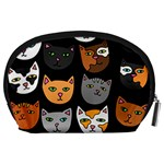 Cats Accessory Pouches (Large)  Back