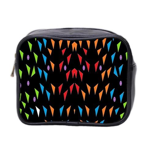 ;; Mini Toiletries Bag 2-Side