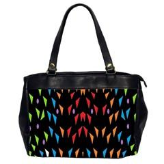;; Office Handbags (2 Sides)