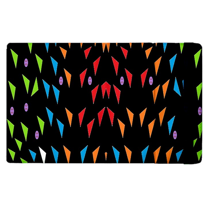 ;; Apple iPad 3/4 Flip Case