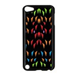 ;; Apple iPod Touch 5 Case (Black) Front