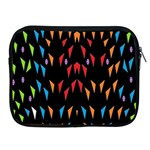 ;; Apple iPad 2/3/4 Zipper Cases Front
