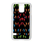 ;; Samsung Galaxy S5 Case (White) Front
