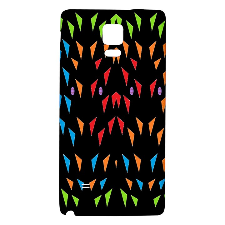;; Galaxy Note 4 Back Case