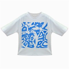 Blue Summer Design Infant/toddler T Shirts