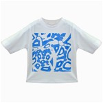 Blue summer design Infant/Toddler T-Shirts Front