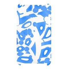 Blue summer design Apple iPod Touch 4