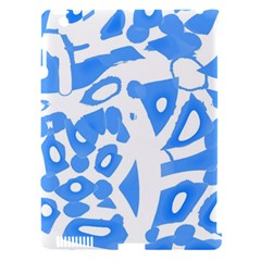 Blue summer design Apple iPad 3/4 Hardshell Case (Compatible with Smart Cover)