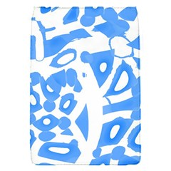 Blue summer design Flap Covers (S)