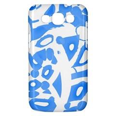 Blue summer design Samsung Galaxy Win I8550 Hardshell Case
