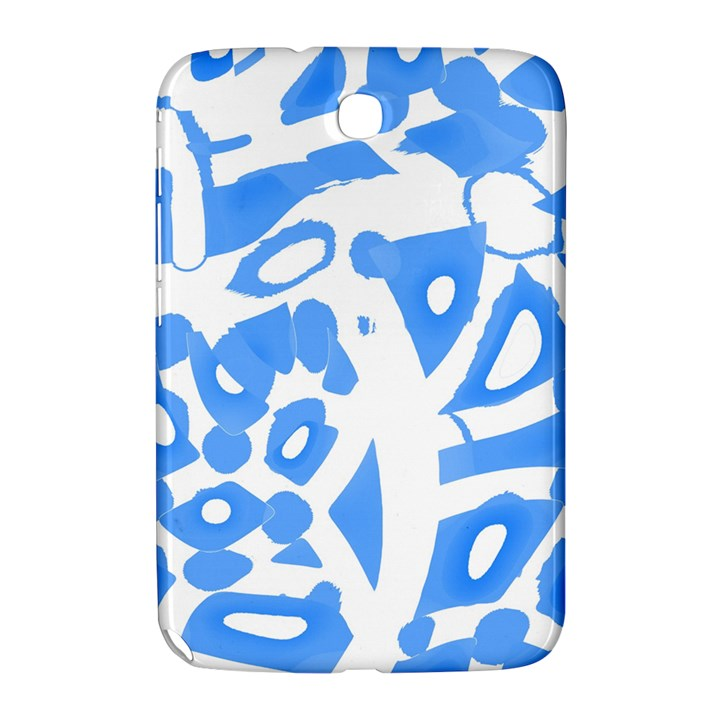 Blue summer design Samsung Galaxy Note 8.0 N5100 Hardshell Case