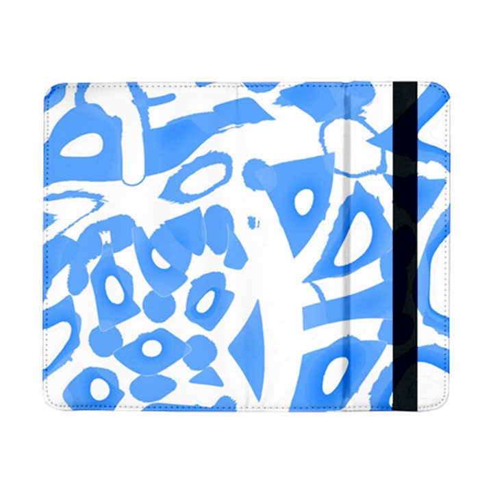 Blue summer design Samsung Galaxy Tab Pro 8.4  Flip Case