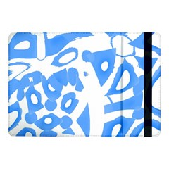 Blue Summer Design Samsung Galaxy Tab Pro 10 1  Flip Case