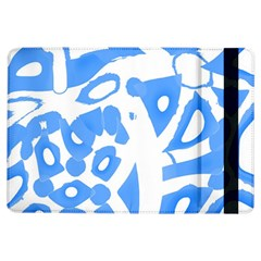 Blue Summer Design Ipad Air Flip