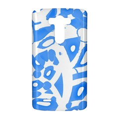 Blue summer design LG G3 Hardshell Case