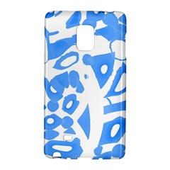 Blue summer design Galaxy Note Edge