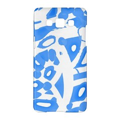 Blue Summer Design Samsung Galaxy A5 Hardshell Case