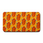Bugs Eat Autumn Leaf Pattern Medium Bar Mats 16 x8.5 Bar Mat - 1
