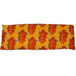 Bugs Eat Autumn Leaf Pattern Body Pillow Case Dakimakura (Two Sides) Front