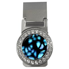 Blue light Money Clips (CZ)