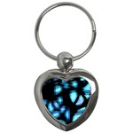 Blue light Key Chains (Heart)  Front
