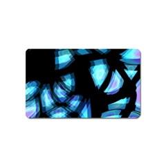 Blue light Magnet (Name Card)