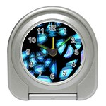 Blue light Travel Alarm Clocks Front