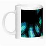 Blue light Night Luminous Mugs Left
