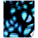 Blue light Canvas 8  x 10  10.02 x8 Canvas - 1